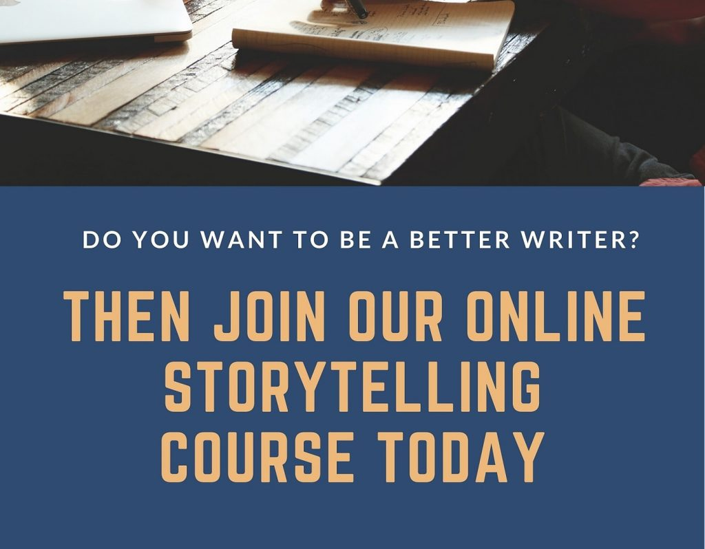 Online Storytelling Course
